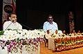 "The Minister of State for Human Resource Development, Shri Upendra Kushwaha addressing at the inauguration of the Festival-cum-Exhibition ""Azadi 70 Saal - Yaad Karo Kurbani, Mera Desh Mera Gaurav"", in New Delhi.jpg"