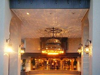 Marriott Mena House Hotel - Entrance