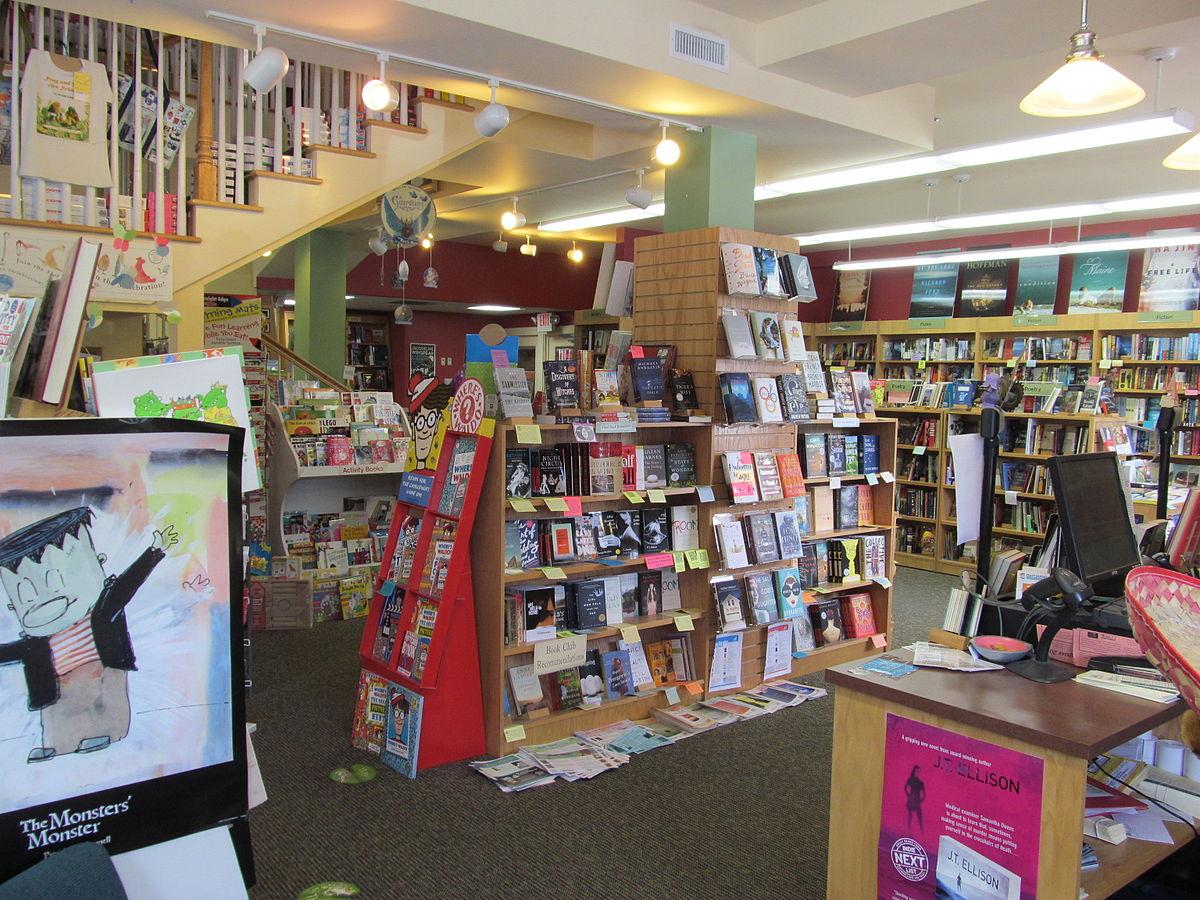 The Odyssey Bookshop - Wikipedia