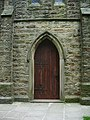 The Parish Church of St James, Briercliffe, Burnley, Doorway - geograph.org.uk - 832770.jpg