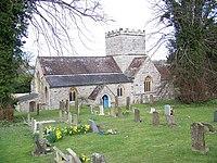 The Parish Church of St Mary, Winterborne Whitechurch - geograph.org.uk - 710387.jpg