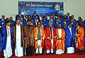 The Prime Minister, Dr. Manmohan Singh with the Scientists at the inauguration of the 97th Indian Science Congress at Thiruvananthapuram, Kerala on January 03, 2010.jpg
