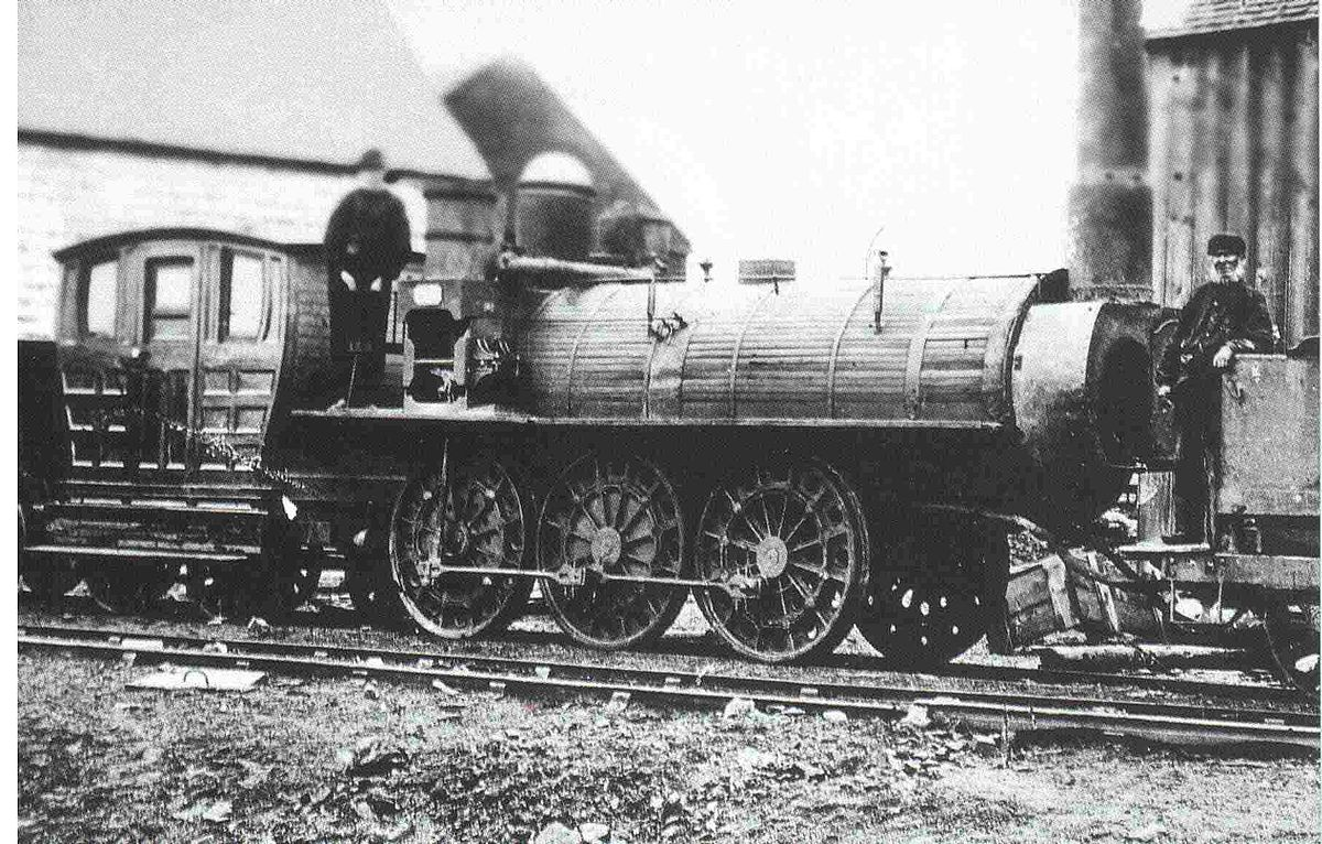 Samson Locomotive Wikipedia
