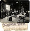 The X-ray room at the Kitchener Hospital (Brighton, England). Photographer- H. D. Girdwood. (13873943844).jpg