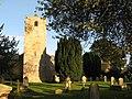 The churchyard of St. Michael's Church, Warden - geograph.org.uk - 1067035.jpg