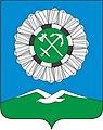 The coat of arms of the city of Slyudyanka.jpg