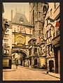 The great clock, Rouen, France-LCCN2001698689.jpg