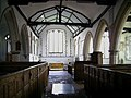 The interior of St. Augustine's, Brookland, Kent - geograph.org.uk - 1603845.jpg