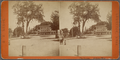 The square, Andover, Mass, by Hamor, A. B. (Anderson B.), b. 1841.png