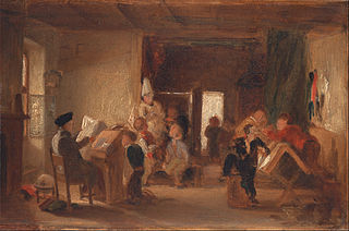A Study of 'The Schoolroom'