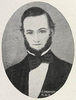 Thomas Whistler Smith Australian politician