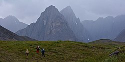 Thunder Valley. Gates of the Arctic National Park, Brooks Range, Alaska.jpg