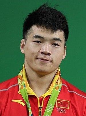 Tian Tao - Tian Tao at the 2016 Olympics