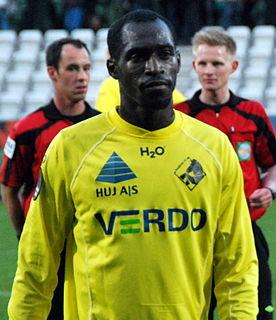 Tidiane Sane Senegalese footballer