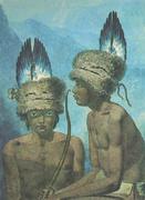 Tikhanov - Balthazar Inhabitant of Northern California (1818).png