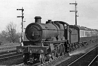 GWR 2900 Class - 2981 Ivanhoe