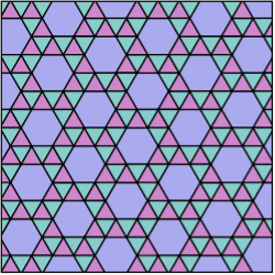 Tiling Semiregular 3-3-3-3-6 Snub Hexagonal Mirror.svg