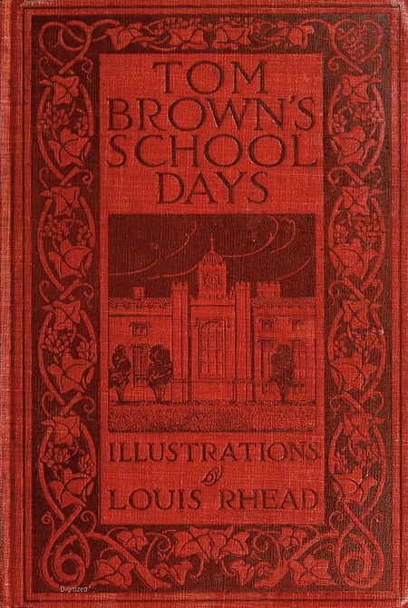 Tom Brown's School Days. Illustrations by Louis Rhead