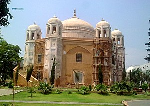 Anarkali - The possible Tomb of Anarkali, in the Pakistani city of Lahore.