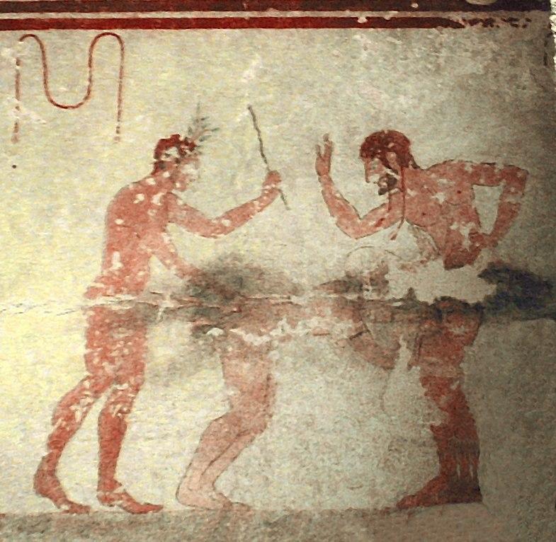 Tomba Della Fustigazione