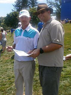 Tommy Gainey professional golfer