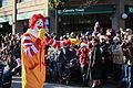Toronto Christmas Parade Ronald McDonald.JPG