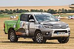 Toyota HiLux Flying Legends air show (28645536757).jpg