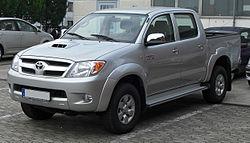2008 Toyota Hilux [image credit: wikipedia]