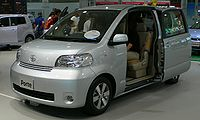 Toyota Porte thumbnail