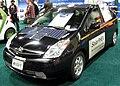 Toyota Prius solar plug-in hybrid -- 2011 DC.jpg