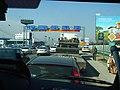 Traffic exit Cluj-Napoca.jpg