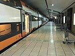 Train Station in CMN Airport.jpg