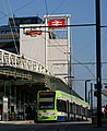 Tram at East Croydon (geograph 2799901).jpg