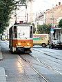 Tramway in Sofia in Alabin Street 2012 PD 010.jpg