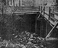 Trash pile in the Marquam Gulch 1905.jpeg