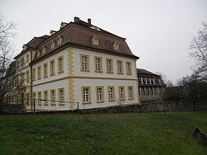 Trautskirchen - Trautskirchen castle