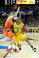 Trey Burke drives against Brandon Triche Final Four 2013.jpg
