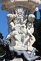 Tribolo, putti che giocano con oche, fontana della villa di castello, 04 copie.JPG