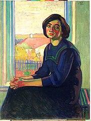 Portrait of V. Martna