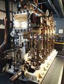 Triple Expansion Laboratory Steam Engine (1928); Discovery Museum 5779sc.JPG