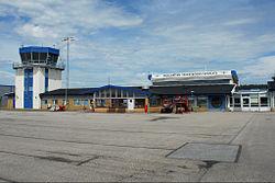 Trollhättan-Vänersborgs lufthavn