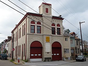 Joseph Stillburg - Troy Hill Fire Station#39