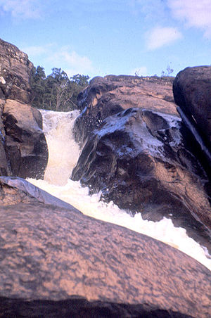 Tully Falls - Image: Tully Falls on the Atherton Tablelands