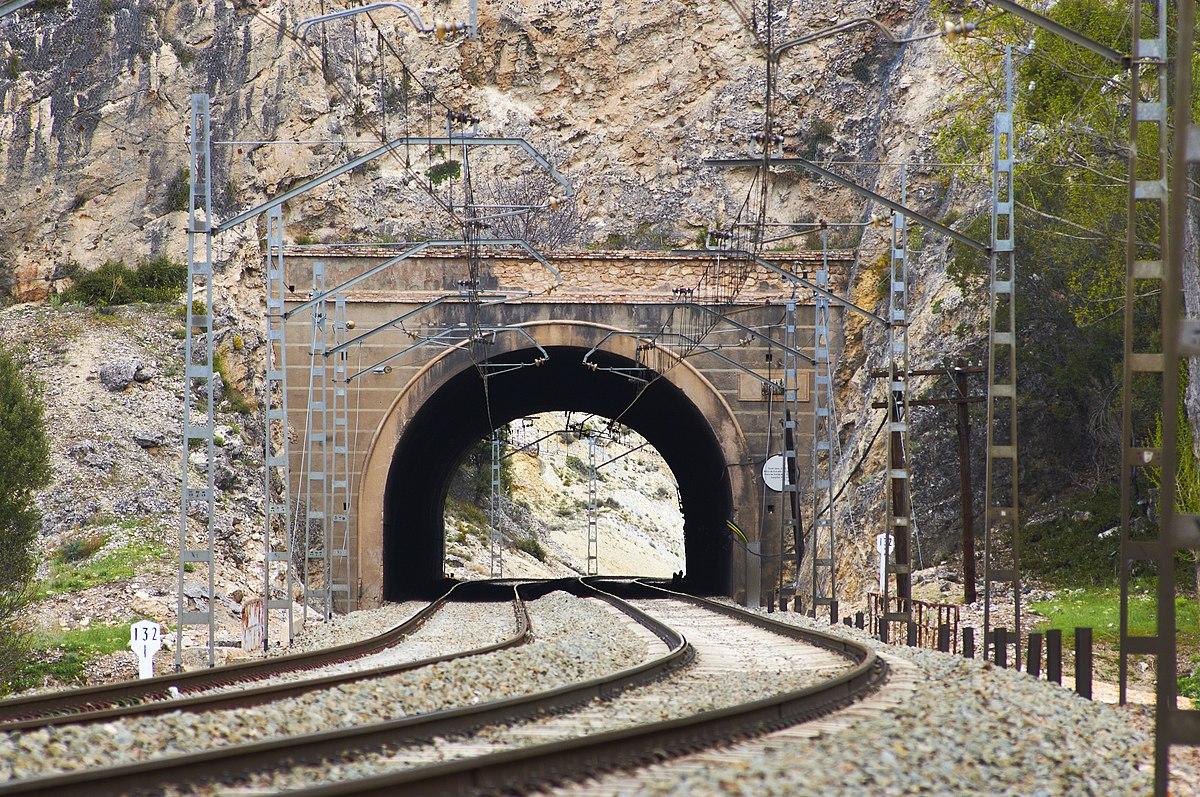 Eisenbahntunnel Deutschland
