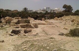Town in Mahdia Governorate, Tunisia