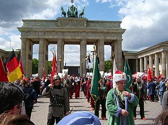 Turks in Germany - Image: Turkisch day in Berlin