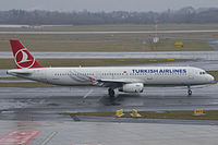 TC-JSF - A321 - Turkish Airlines