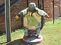 Turtle on W Broad Ave 200 Block.JPG