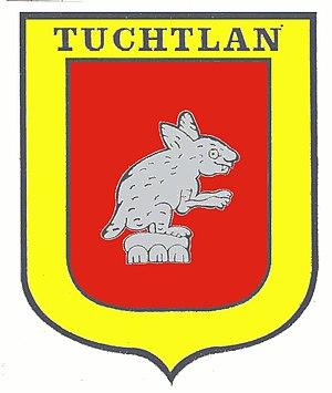 Coat of arms of Tuxtla Gutiérrez - Modern coat of arms of Tuxtla Gutiérrez