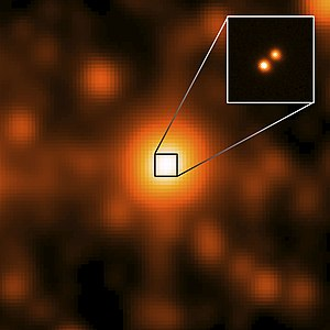 Luhman 16 - Image: Two Brown Dwarfs in Our Backyard